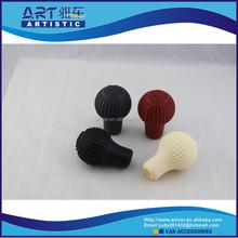 silicone car gear shift knob case for any car