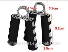 Wholesale hand grippers muscle training exercisers/high quality Foam handle hand grip