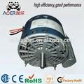 Ca asincrónico trifásico único 1/6hp motores de inducción eléctrico