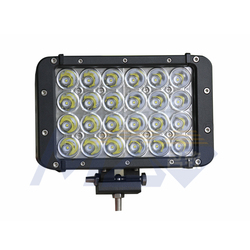 MZ AutoLamp LED Offroad light bar Four Row auto led lighting for SUV ATV Jeep Truck 72W high power Super Brightness CE RoHS IP67