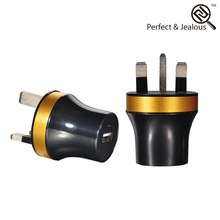 private 5v 2.1a usb worldwide for ipad travel charger