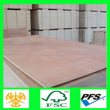 FSC certificate best selling mlm products okoume plywood for furniture