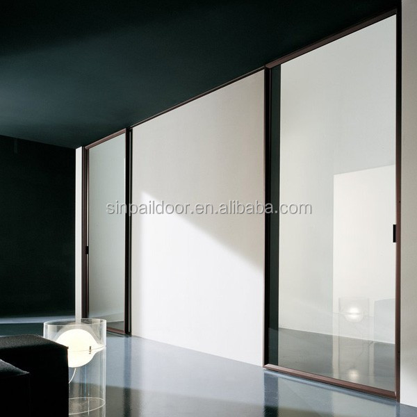 White Wall Mounted Sliding Door Track Sliding Door Buy