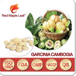 Hot sale health food supplement natual slimming garcinia tablets