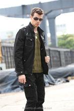 2015 Fashion design men's motorbike jacket