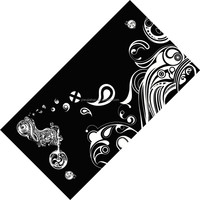2015 100% Polyester Microfiber suit at all seasons Cooling Bandana