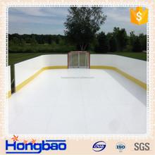 ice skating rink equipment dasher board