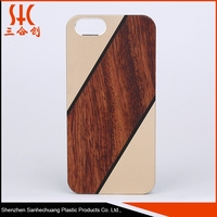 Cheap price modern Hardware real wood smart phone case for iphone 6/iphone 6 plus