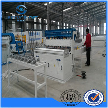 Breed aquatics row welded wire mesh machine factory