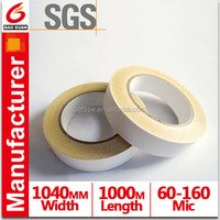 Tissue Carrier Double Side Embroidery Tape