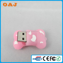 New style professional pvc poker chip usb flash drive