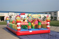 inflatable fun city, inflatable toys jumps