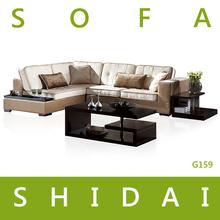 G159 divano del soggiorno set/divano di lussoimposta/divano mobili fantasia