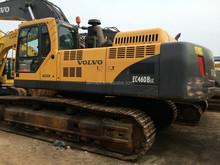 Used Volvo Hydraulic Excavator EC460B ,second hand 46 ton excavator Volvo