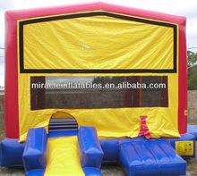 Modular Bouncer, Velcro Art Panel/Banner Inflatables M2016