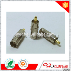 omni cycle BNC male to RCA male/female connector adaptor