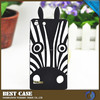 high quality animal silicone phone case for for huawei ascend p6 case