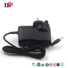 CE FCC 9V 1.5A dc power supply variable