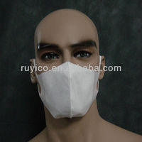 Nonwoven disposable PP folding mouth mask 3 ply best price