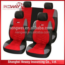 Auto Seat Back Protector&Washable Car Seat Covers Protects Car Seats
