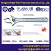 JIS class 1 Adjustable wrench, heavy duty, CRV, TUV/GS approved