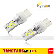 Newest T20 7440 7443 13.5W 18 SMD 3535 LED Light Bulbs For Car Tuning Light