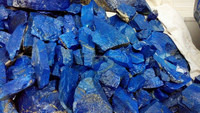 High Quality Natural Afghan Rough Lapis Lazuli