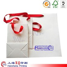 2012 new paper printed shopping bags
