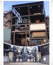 Ultrafine Calcium Carbonate Powder Grinding Mill