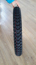 CHINA MOTORCYCLE TYRE 3.00-18 TYRE NEW PATTERN