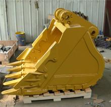 hard stone, ore, earthmoving use C315 rock bucket 0.85M3 durable spares