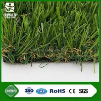 2014 real looking Wuxi jiazhou supplier artificial grass tile for landscaping