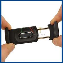 Universal Hanging Car Air Vent Mount Holder for Cell Phone / Navigator - Black