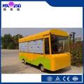 Coche móvil de alimentos / comedor camión / fabricante de comida rápida camión venta