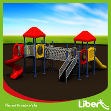 Large Size Outside Play Gyms Structure in Residential Area Park for Kids
