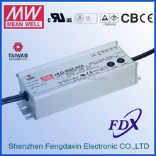 Original MEAN WELL 60w led power supply 36V HLG-60H-36A,5 years warranty,Real UL/cUL, CE, CB, PSE, TUV, PFC
