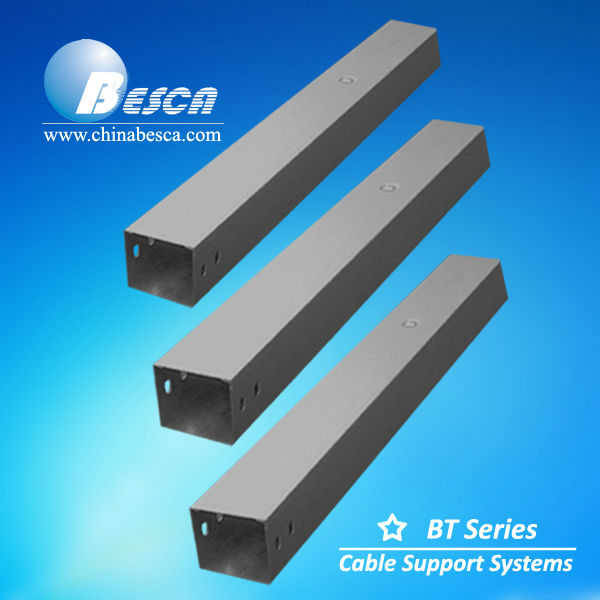 Cable Trunking Product : Galvanzied cable trunking and duct view