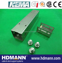 Metal HDG cable trunking for cable wiring