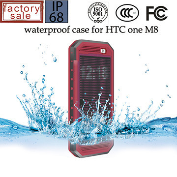waterproof case for htc one m8 failure due
