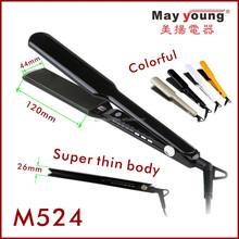 M524 professional digital cheap hair straightener