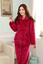 Hooded Short Bath Robe Dressing Gown Housecoat With Belt Women Flannel Pajama