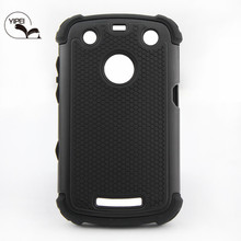 Flip Case For Blackberry 9360 Case Cover with 3 in 1