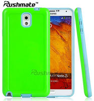 For Samsung Note3 N9000 PC+TPU Mobile Phone Protector Case