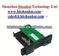 HALF-INSERTION magnetic card reader with keypad SH/M-1300