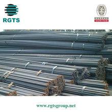 ASTM A615 BS4449 500b deformed steel rebars