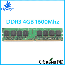 Memory Module DDR3 4GB Frequency 1600MHz Desktop Ram for Computer Parts