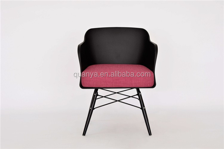 Modern fabric upholstery relax sofa baroque plastic chair for Plastic baroque furniture