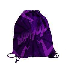 wholesale kids drawstring bag custom your artwork