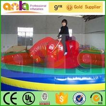 Venta caliente eléctrica mecánica rodeo bull con alta calidad