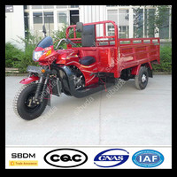 SBDM Heavy Load Gasoline Engine Motorcycle Truck 3-wheel Tricycle